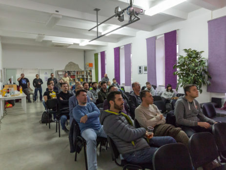 sysbeer v1 audience